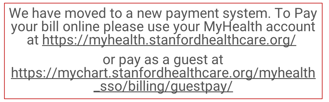 Simplee® online bill payment for patients of Hospital