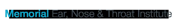 Memorial Ear, Nose & Throat Institute
